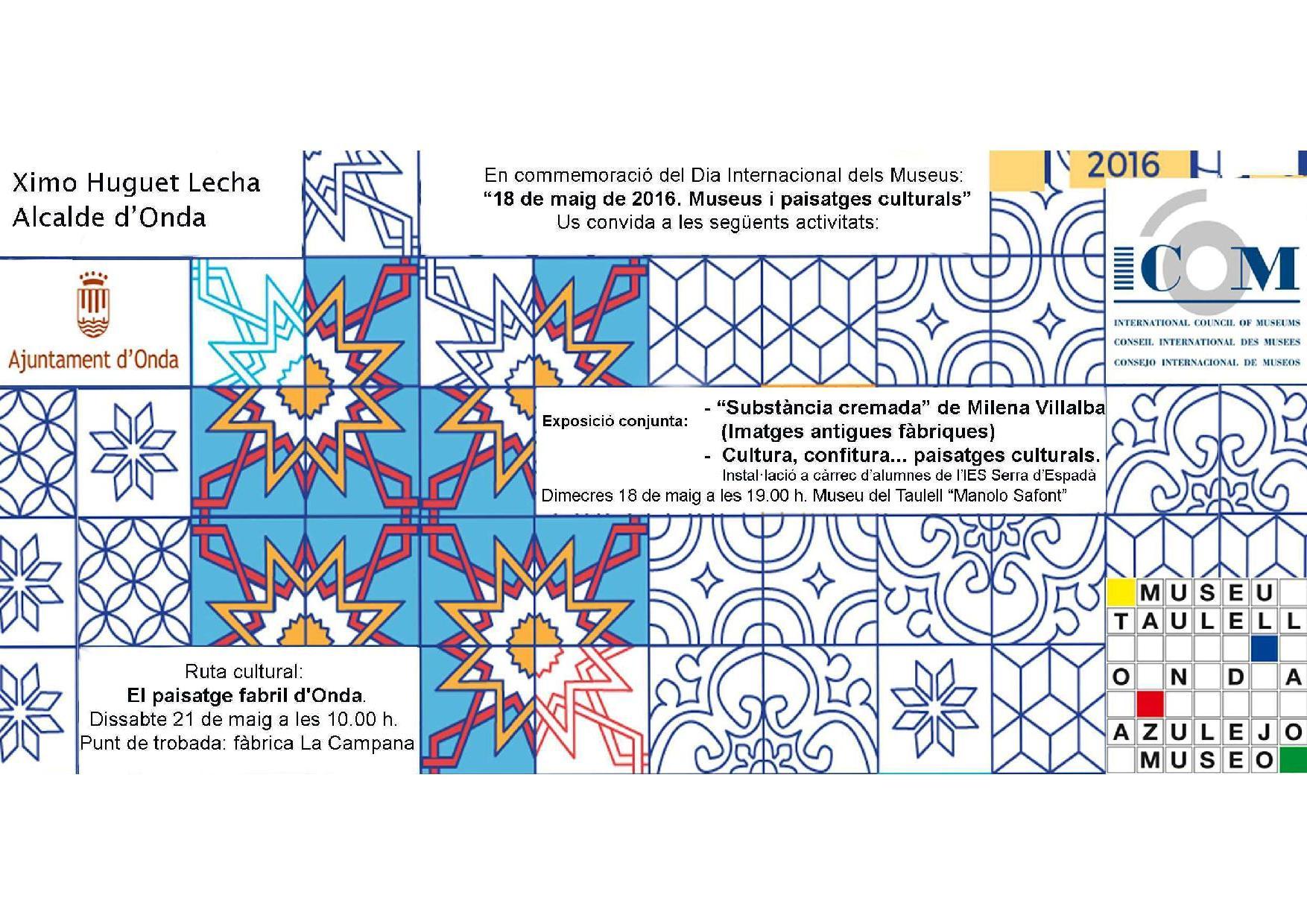 INVITACION MUSEO ONDA